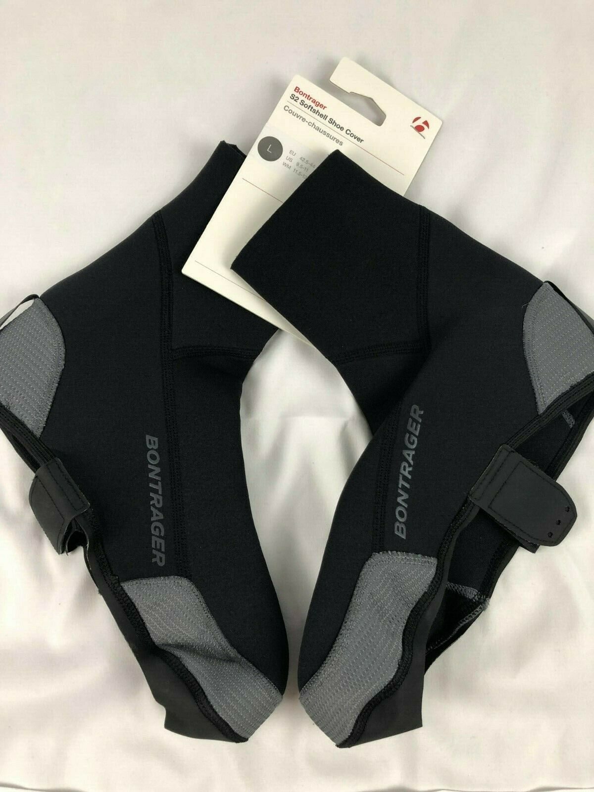 Bontrager S2 Softshell shoes Cover SIZE Large (3r)