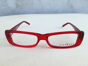design professionale godere del prezzo più basso autentica di fabbrica Dettagli su Montatura occhiali da vista JHON RICHMOND JR 051  03,nuovi,ORIGINALI,colore ROSSO