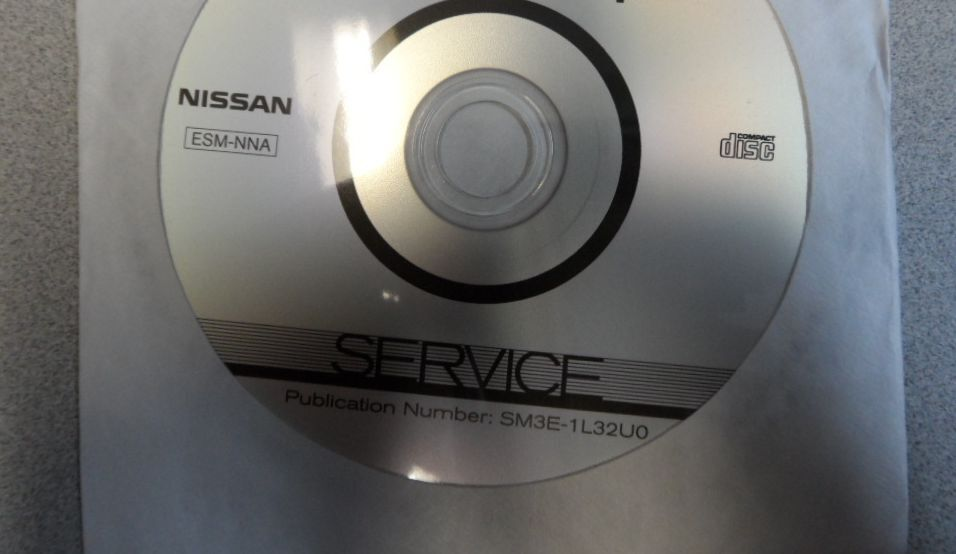 2015 NISSAN MICRA Service Repair Workshop Shop Manual CD NEW Factory