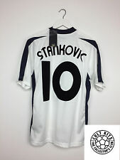 Lazio STANKOVIC #10 03/04 *BNWT* Away Football Shirt (L) Soccer Jersey Serie A