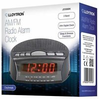 robert cr9977 chrono logic radio clock ebay. Black Bedroom Furniture Sets. Home Design Ideas