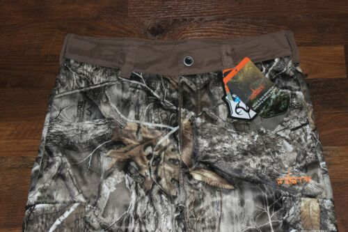 New Habit Men/'s Big Branch Sherpa Shell Pants M XL 2XL Realtree Edge Camo Lined
