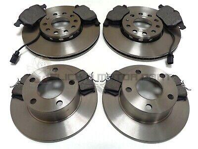 Audi A6 Front Brake Discs And Pads 1997-2004 288mm Diameter Braking Set Kit