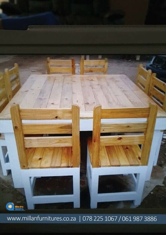 DINNING TABLES AND CHAIRS SETS