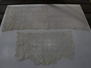 Table Runners Off White Linens