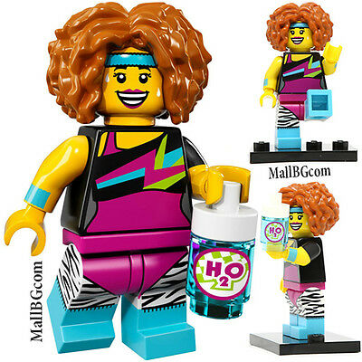 LEGO Collectible MiniFigure #14 Series 17 Sealed Pack Dance Instructor