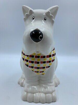 Msrf Ceramic Westie Scottie Terrier