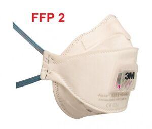 3M verschiedene Atemschutzmask
