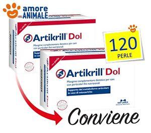 NBF-Lanes-Artikrill-Dol-120-Perle-Riduce-infiammazione-e-dolori-articolari-cani