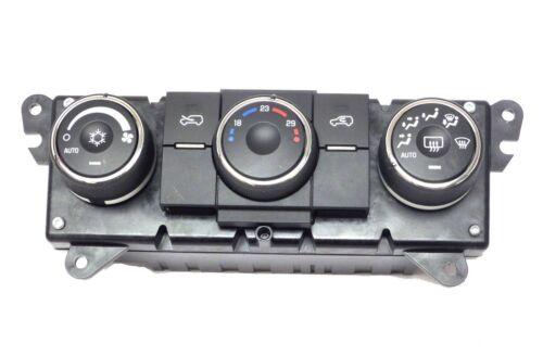 Dash AC Heater Temperature Control Auto Control 2012 to 2015 Chevrolet Captiva