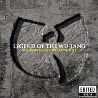 Wu-tang Clan - Legend Of The Wu-tang Clan: Greatest Hits [new Cd] on sale