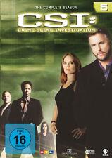 6 DVDs * CSI : LAS VEGAS  - STAFFEL / SEASON 5 # NEU OVP §