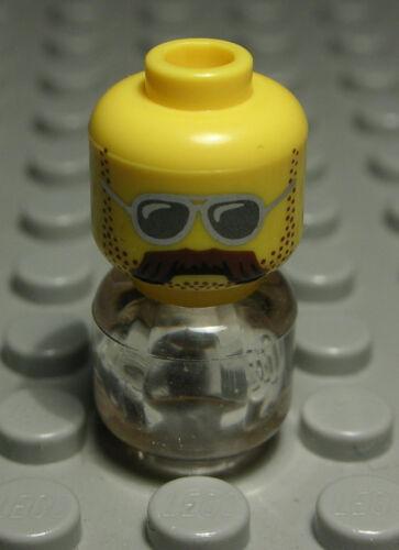 Lego Figur Zubehör Kopf Mann 1506 #