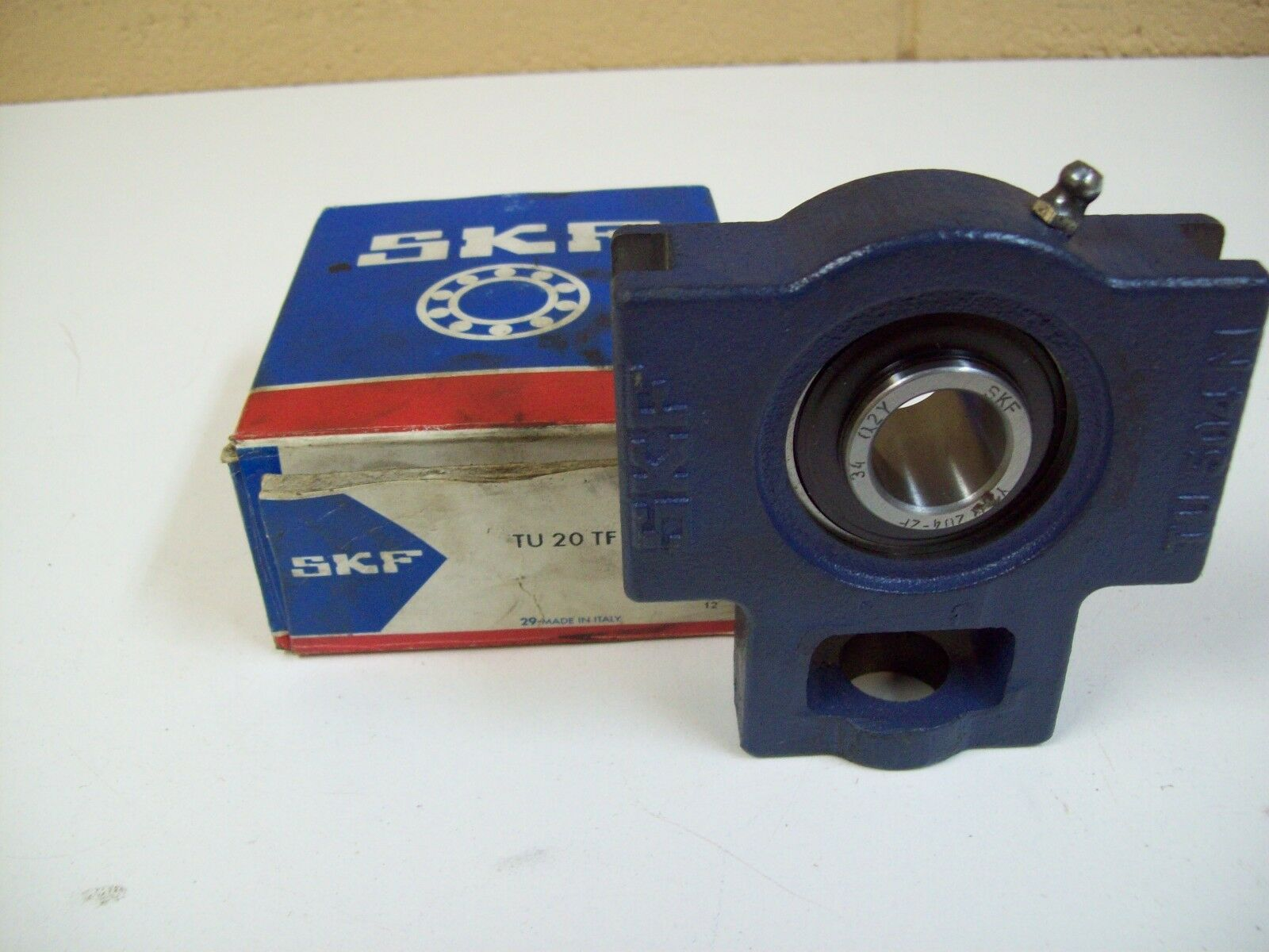 SKF TU 20 TF HOUSING BEARING ASSY - NIB - FREE SHIPPING