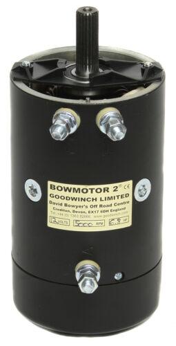 Warn Bowmotor /'2/' TDS Goodwinch Superwinch 8274 Gigglepin Redwinch