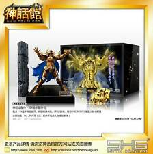 SHG Saint Seiya Myth Cloth Cloak For EX Taurus Aldebaran Broken Ver. + Stand