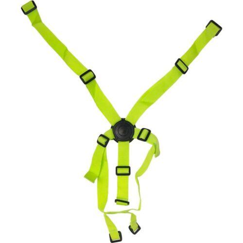 Universal* For OPTIMUM Stroller Five Point Harness Blue