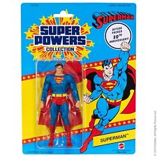 DC Universe Super Powers Collection Superman 30th Anniversary Action Figure