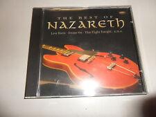 Cd   Nazareth   – The Best Of Nazareth
