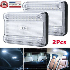 2pcs 12v 36 Led Car Vehicle Interior Dome Roof Ceiling Reading Trunk Light Lamp