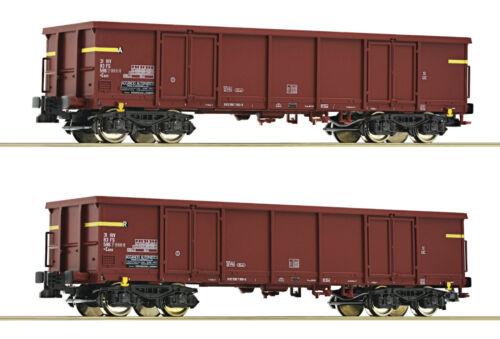 Roco 76127 set 2 eaos FS PE IV off vagones a petición achstausch para Märklin