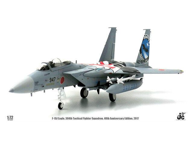 ventas de salida Jc Wings JCW-72-F15-005, F-15 Eagle JASDF, 304th táctica táctica táctica escuadrón de cazas, 1 72  Disfruta de un 50% de descuento.