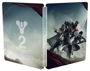 Destiny 2 Steelbook Case PS4 & Xbox One * NEW * NO GAME