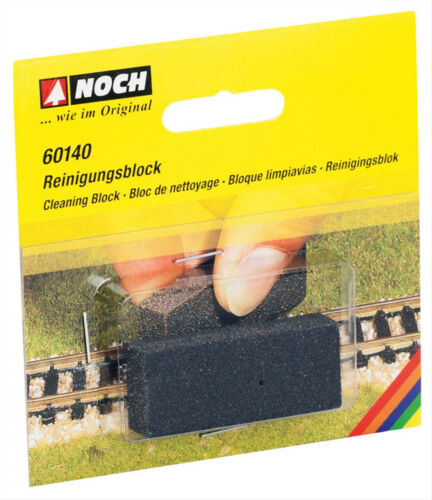 Modelleisenbahn Zubehör Hobby GMK Noch 60140 Reinigungsblock