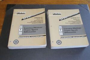1996 Chevrolet Lumina Pontiac Trans Sport 2 vol. Factory ...