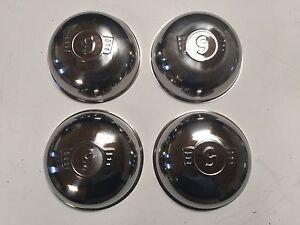 Hub-Cap-Set-for-Goggomobil-Glas-T300-T400-NEW-1081-SET