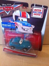 "DISNEY CARS TOON DIECAST - ""Bucky Brakedust"" - New - Combined Postage"