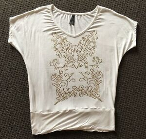 Crossroads-Studded-Top-Size-Small-Excellent-Condition