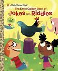 The Little Golden Book of Jokes and Riddles von Peggy Brown (2013, Gebundene Ausgabe)