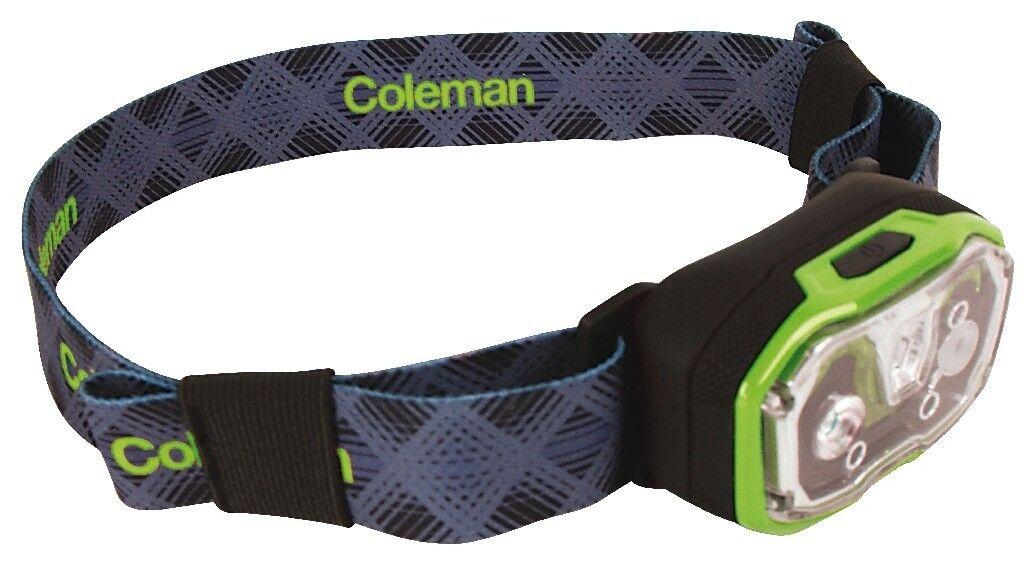 Coleman Stirnleuchte Stirnlampe + CXS + Stirnlampe 300R 691aaa