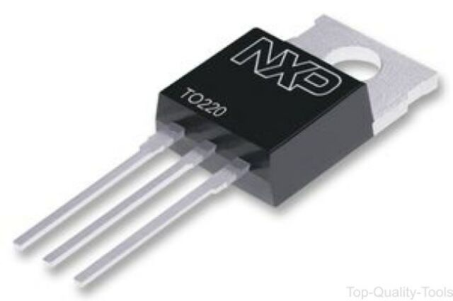 5 X NXP , psmn2r7-30pl, MOSFET, N CH, 30V, 100A, TO-220AB
