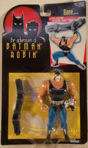 MOC Bane Adventures of Batman And Robin The Animated Series Evil Bane Kenner