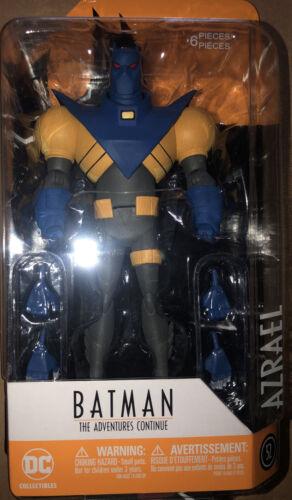 ACTION FIGURE ~ Adventures Continue DC Collectibles ~ AZRAEL KNIGHTFALL BATMAN