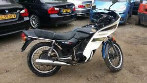 1980 Honda CB 250 RS SPARES OR REPAIRS