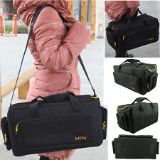 Camcorder Shoulder Bag Carry Handbag For Sony HDV AX 190P 198P 2100E Panasonic N