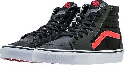 diario Bombero verbo  Vans SK8 Hi (S.P) Shoe Palace Edition , (S.P) Black/ Red | eBay