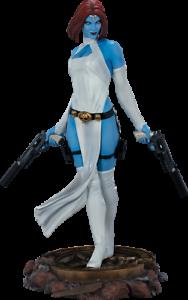 Marvel-Mystique-Premium-Format-Figure-By-Sideshow-Collectibles-Statue