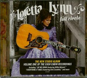 Full-Circle-by-Loretta-Lynn-CD-Mar-2016-Sony-Music