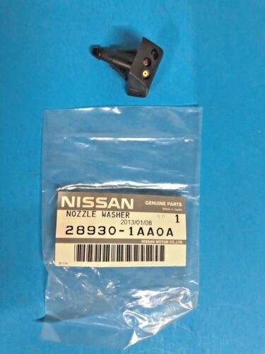 RIGHT WASHER B8931-JM00A 2008-2014 OEM MURANO  NISSAN 289301AA0A  NOZZLE ASSY