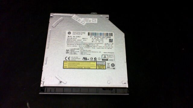Hp Laptop Dvd Rw Optical Drive Uj8e2 700577 1c5 For Sale Online