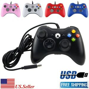 Details about New USB GamePad Controller For Microsoft Xbox 360 Console /  PC Windows US SELLER