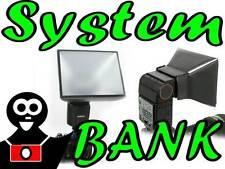 Diffuseur Softbox pour les flashs externes pour PENTAX AF500FTZ AF540FGZ 330FTZ
