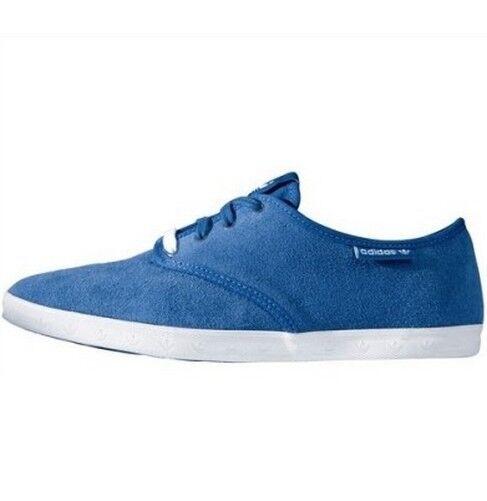 Adidas Adria PS W NEU Gr.36-42 Damen Blau Schuhe Leder Turnschuhe Freizeitschuhe