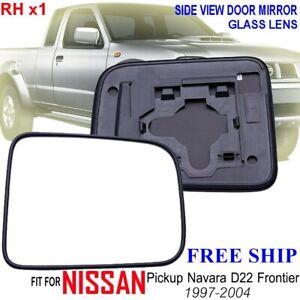 Rear View Interior Mirror for 97-05 Nissan D22 Frontier Navara Pickup #347