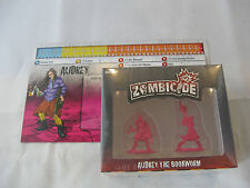 Zombicide Exclusive Promo Audrey the Bookworm Amy Big Bang Theory