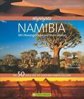 Highlights Namibia von Roland F. Karl und Christian Heeb (2014, Gebundene Ausgabe)